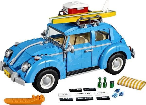 LEGO Creator 10252 Volkswagen Beetle - Stavebnica