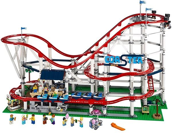 LEGO Creator Expert 10261 Horská dráha - Stavebnica