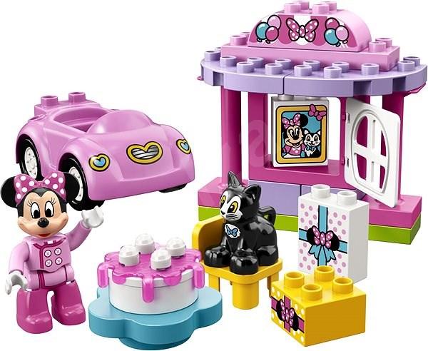 LEGO DUPLO 10873 Minnie a narodeninová oslava - LEGO stavebnica