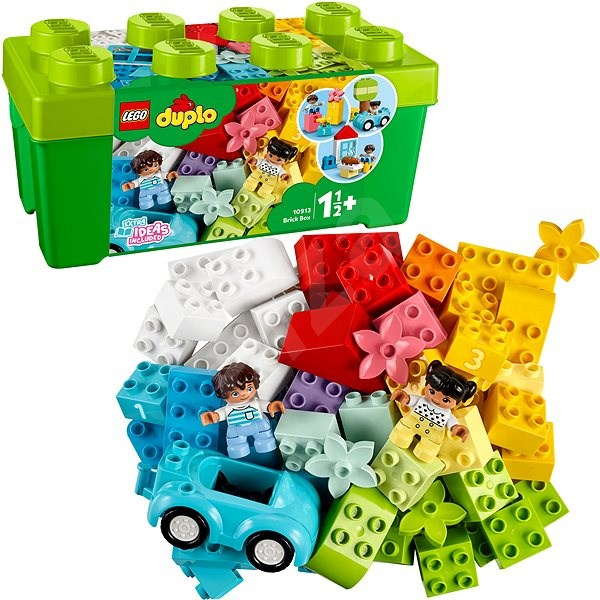 LEGO DUPLO Classic 10913 Box s kockami - LEGO stavebnica
