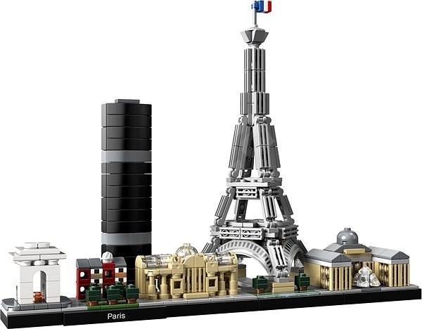 LEGO Architecture 21044 Paríž - LEGO stavebnica