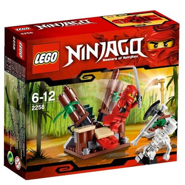 LEGO Ninjago 2258 Přepadení nindžy - Stavebnice