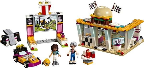 Lego Friends 41349 Jedálenský Voz Stavebnica Alzask