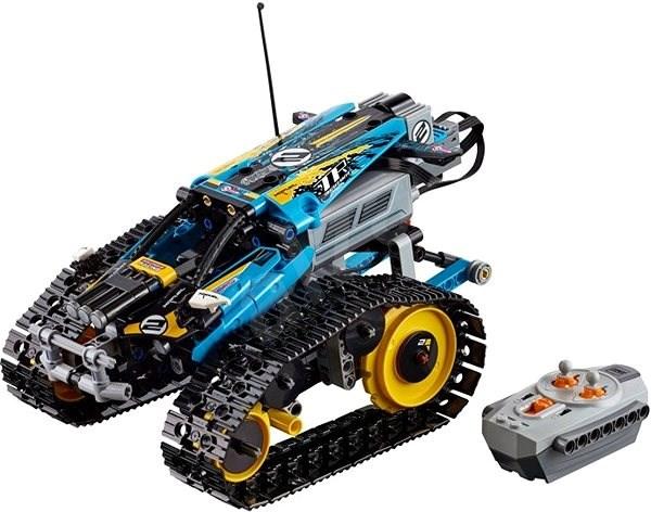 LEGO Technic 42095 Kaskadérske pretekárske auto na diaľkové ovládanie - Stavebnica