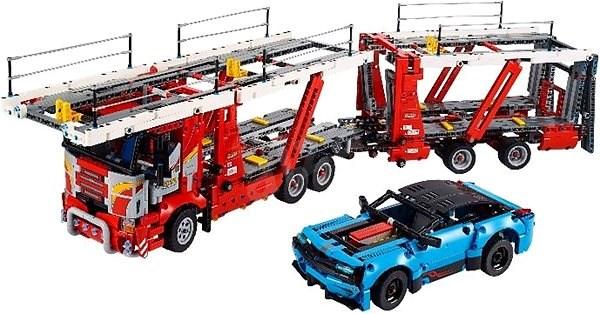 LEGO Technic 42098 Kamión na prepravu áut - LEGO stavebnica