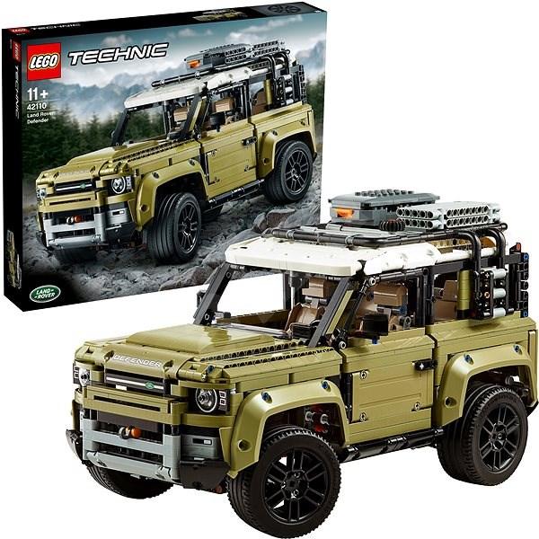 LEGO Technic 42110 Land Rover Defender - LEGO stavebnica