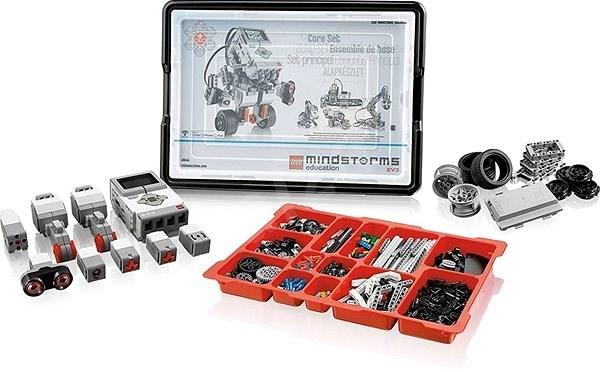 LEGO Mindstorms 45544 EV3 Základná súprava - LEGO stavebnica