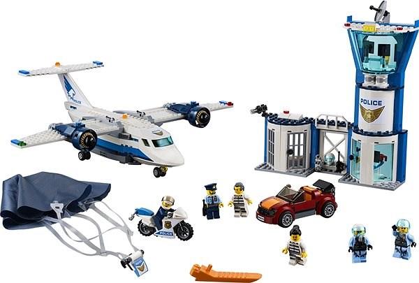 0f94463ab LEGO City 60210 Základňa Leteckej polície - Stavebnica | Alza.sk