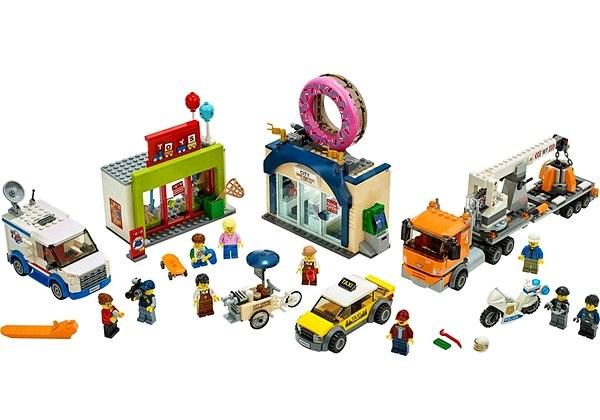 516ef1bdb LEGO City Town 60233 Otvorenie obchodu so šiškami - Stavebnica | Alza.sk