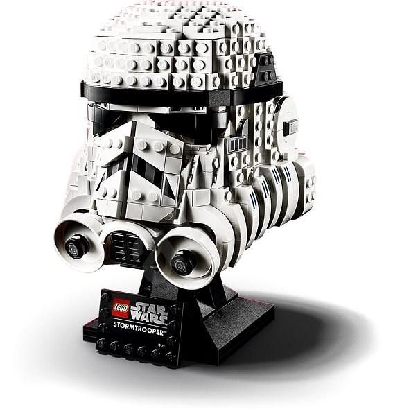LEGO Star Wars TM 75276 Helma stormtroopera - LEGO stavebnica