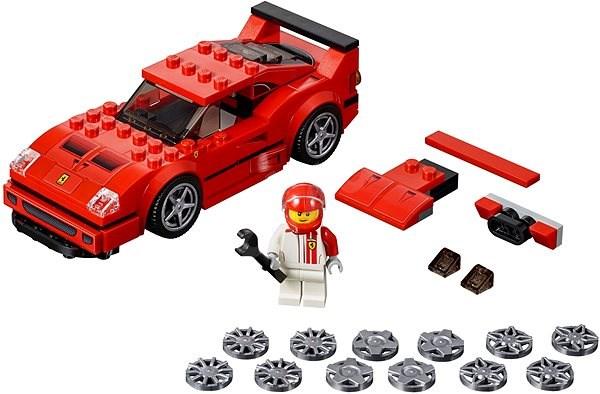 LEGO Speed Champions 75890 Ferrari F40 Competizione - Stavebnica