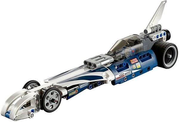 LEGO Technic 42033 Lamač rekordov - Stavebnica