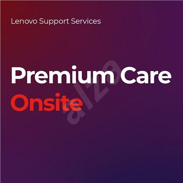 Lenovo Premium Care Onsite pro Entry NB (rozšíření základní 2 leté záruky na 3 roky Premium Care) - Rozšírenie záruky