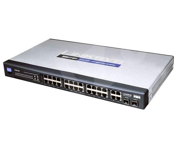 Linksys SRW224G4 - Switch