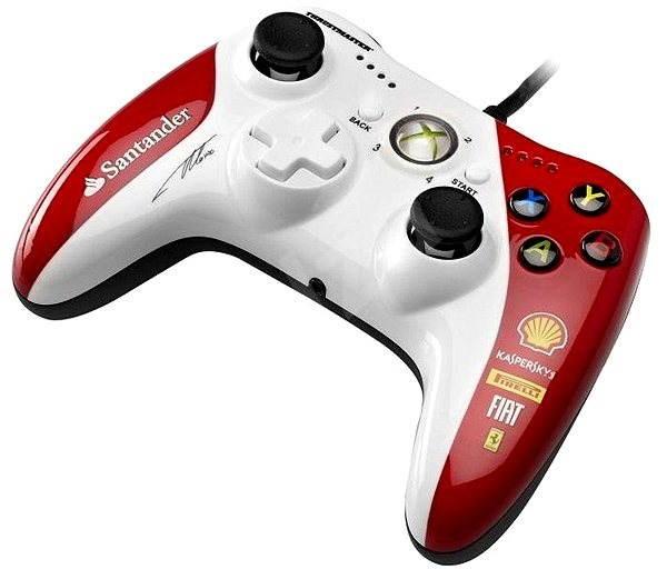 Thrustmaster Ferrari GPX LightBack Ferrari F1 edícia - Gamepad