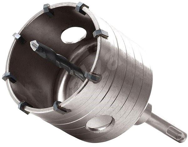 EXTOL vrták SDS PLUS do steny korunkový 73 mm - Súprava vrtákov do muriva