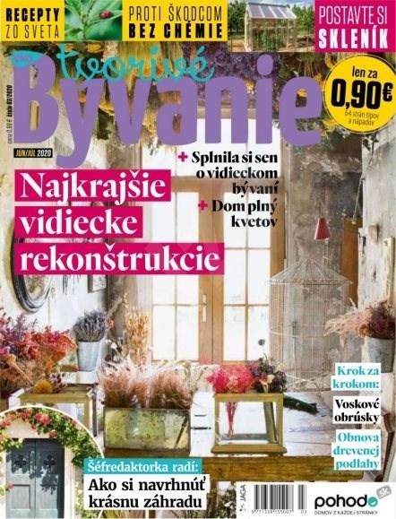 Tvorivé bývanie - 3/2020 - Elektronický časopis