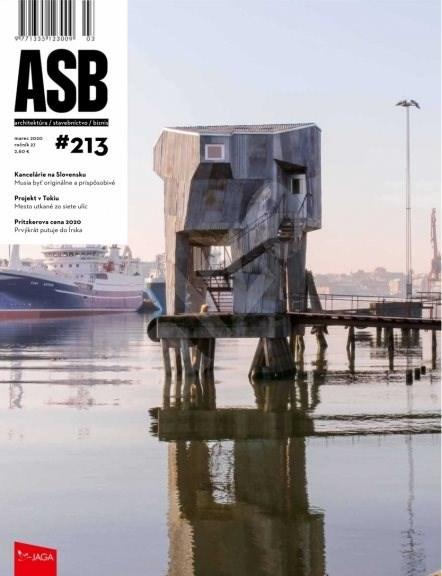 ASB - Architektúra, Stavebníctvo, Biznis - 3/2020 - Elektronický časopis