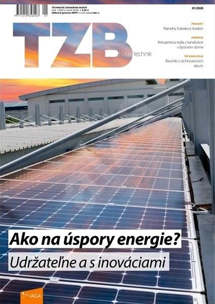 TZB Haustechnik - 1/2020 - Elektronický časopis