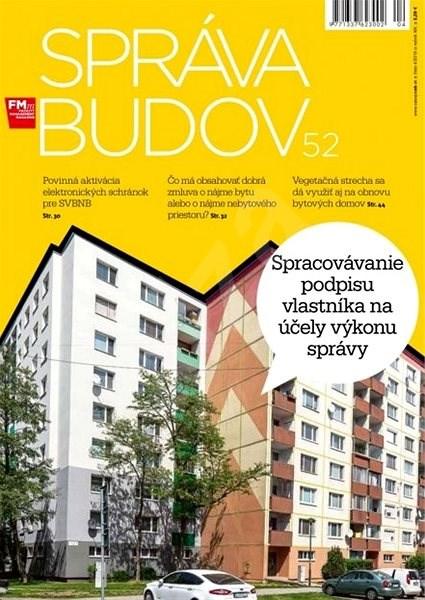 Správa budov - 4/2019 - Elektronický časopis