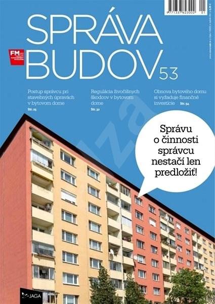 Správa budov - 1/2020 - Elektronický časopis