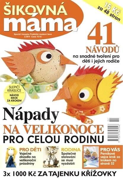 Praktická žena – speciál Šikovná máma - 02/2014 - Elektronický časopis