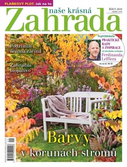 Naše krásná zahrada - 10/2019 - Elektronický časopis