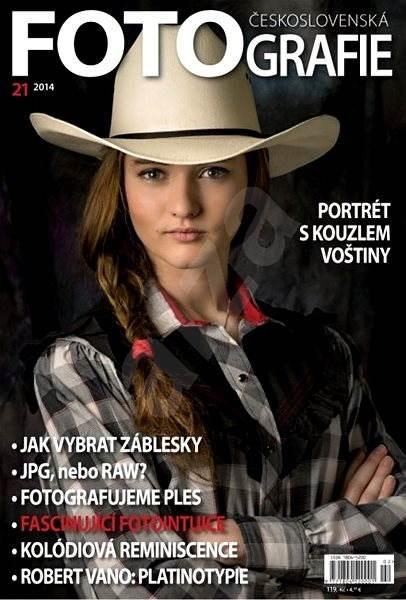 Československá Fotografie - 21/2014 - Elektronický časopis