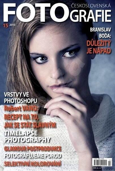 Československá Fotografie - 15/2013 - Elektronický časopis
