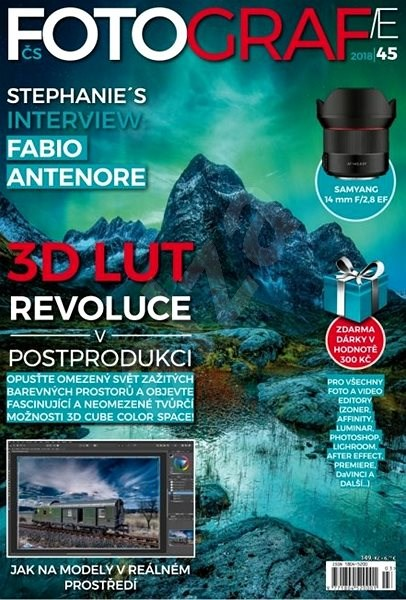Československá Fotografie - 45/2018 - Elektronický časopis