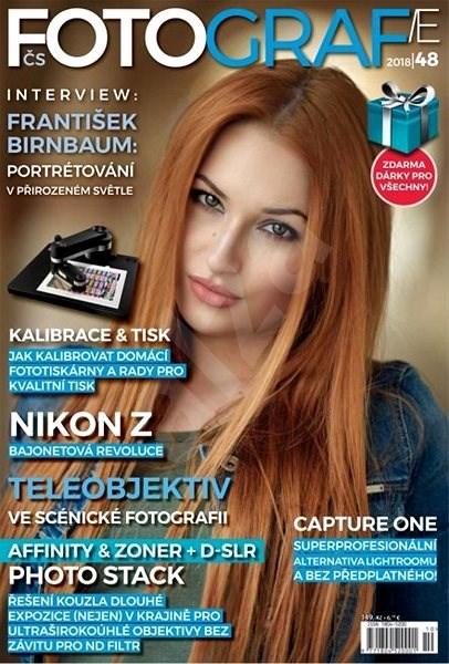 Československá Fotografie - 48/2018 - Elektronický časopis