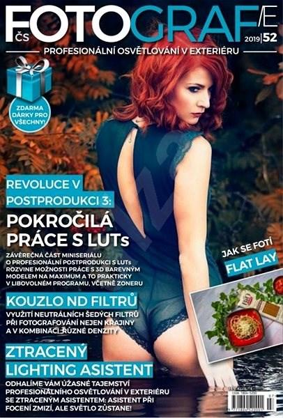 Československá Fotografie - 52/2019 - Elektronický časopis