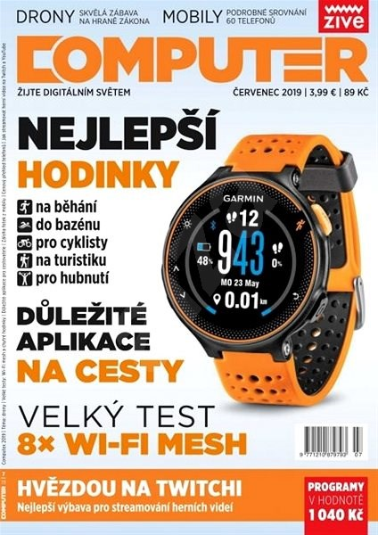 Computer - 25.06.2019 - Elektronický časopis