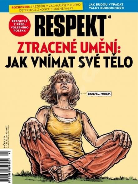 Respekt - 07.10.2019 - Elektronický časopis