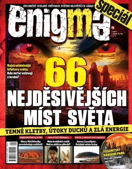 Enigma Speciál - 1/19 - Elektronický časopis