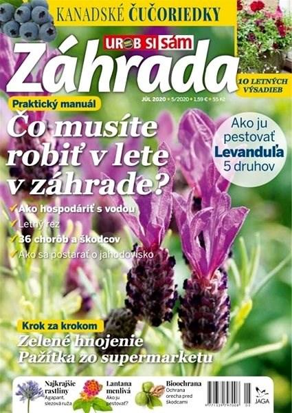 Záhrada - 5/2020 - Elektronický časopis