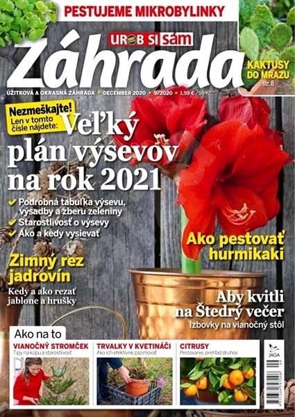 Záhrada - 9/2020 - Elektronický časopis