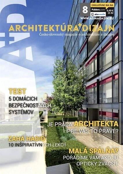 Architektura+Dizajn - 8/2015 - Elektronický časopis
