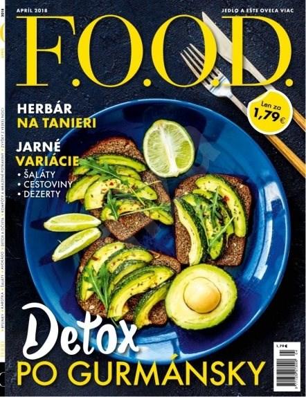FOOD SK - 4/2018 - Elektronický časopis