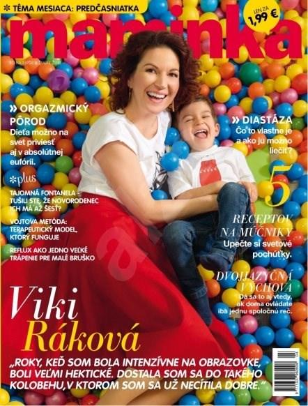 Maminka SK - 4/2018 - Elektronický časopis