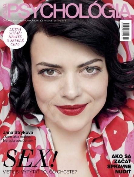 Moja Psychológia - 07-08/2015 - Elektronický časopis