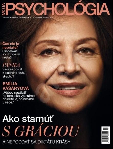 Moja Psychológia - 11/2016 - Elektronický časopis