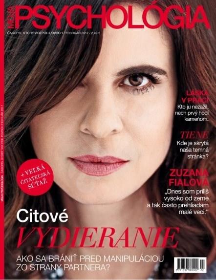 Moja Psychológia - 2/2017 - Elektronický časopis