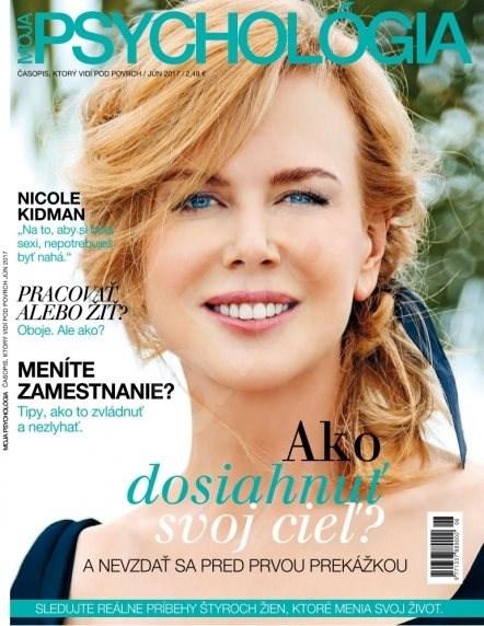 Moja Psychológia - 6/2017 - Elektronický časopis
