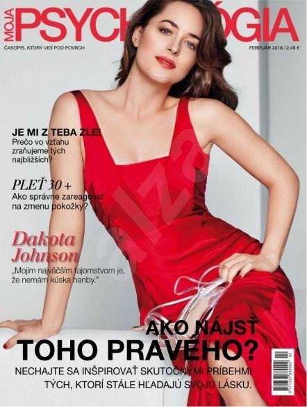 Moja Psychológia - 2/2018 - Elektronický časopis