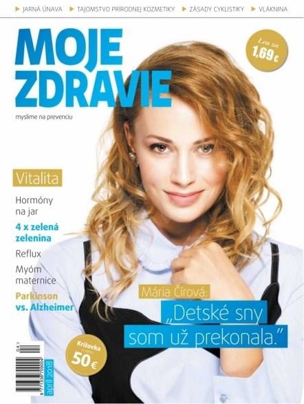 Moje Zdravie - 4/2018 - Elektronický časopis