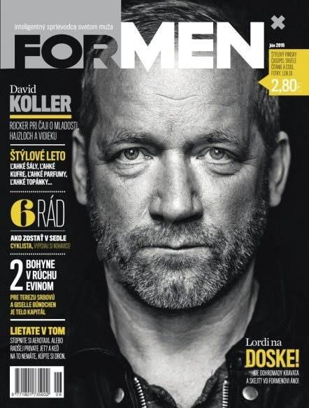 ForMen SK - 06/2015 - Elektronický časopis