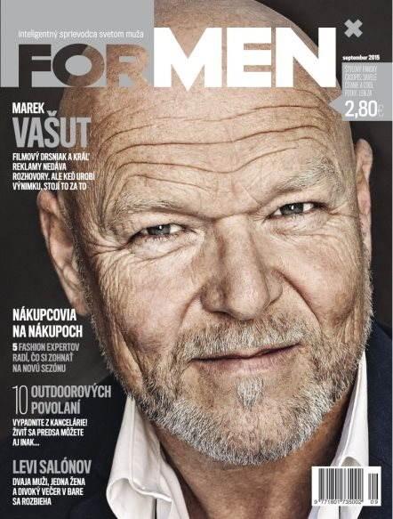 ForMen SK - 09/2015 - Elektronický časopis