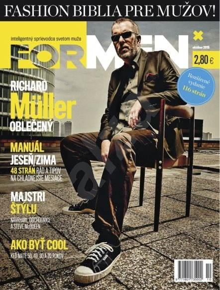 ForMen SK - 10/2015 - Elektronický časopis