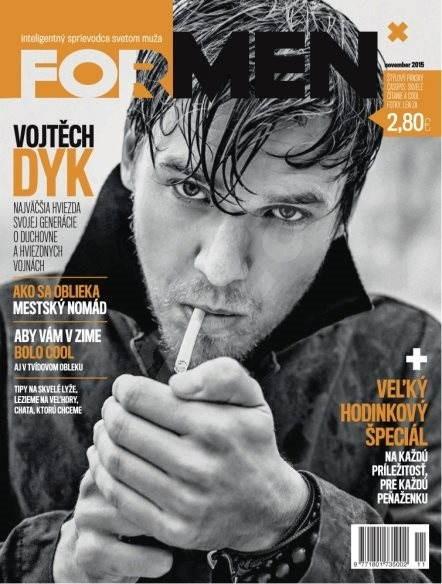 ForMen SK - 11/2015 - Elektronický časopis